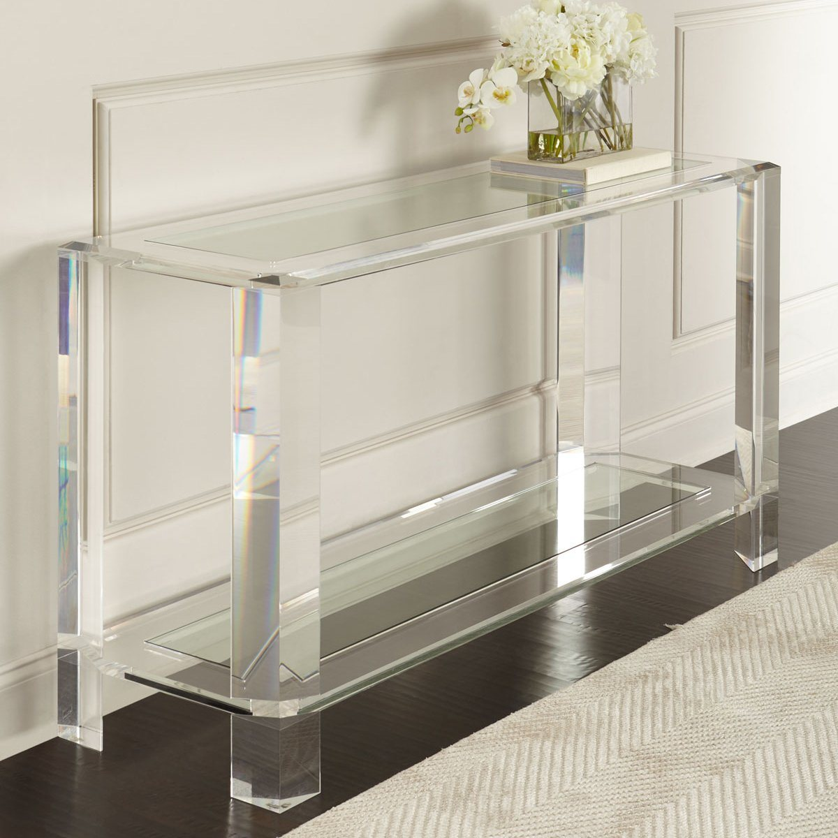 China Transparent Acrylic Table Acrylic Dining Table Acrylic