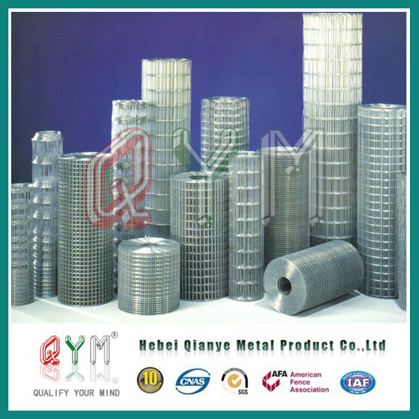 China Bird Cage Galvanized Welded Wire Mesh Rolls for Construction ...