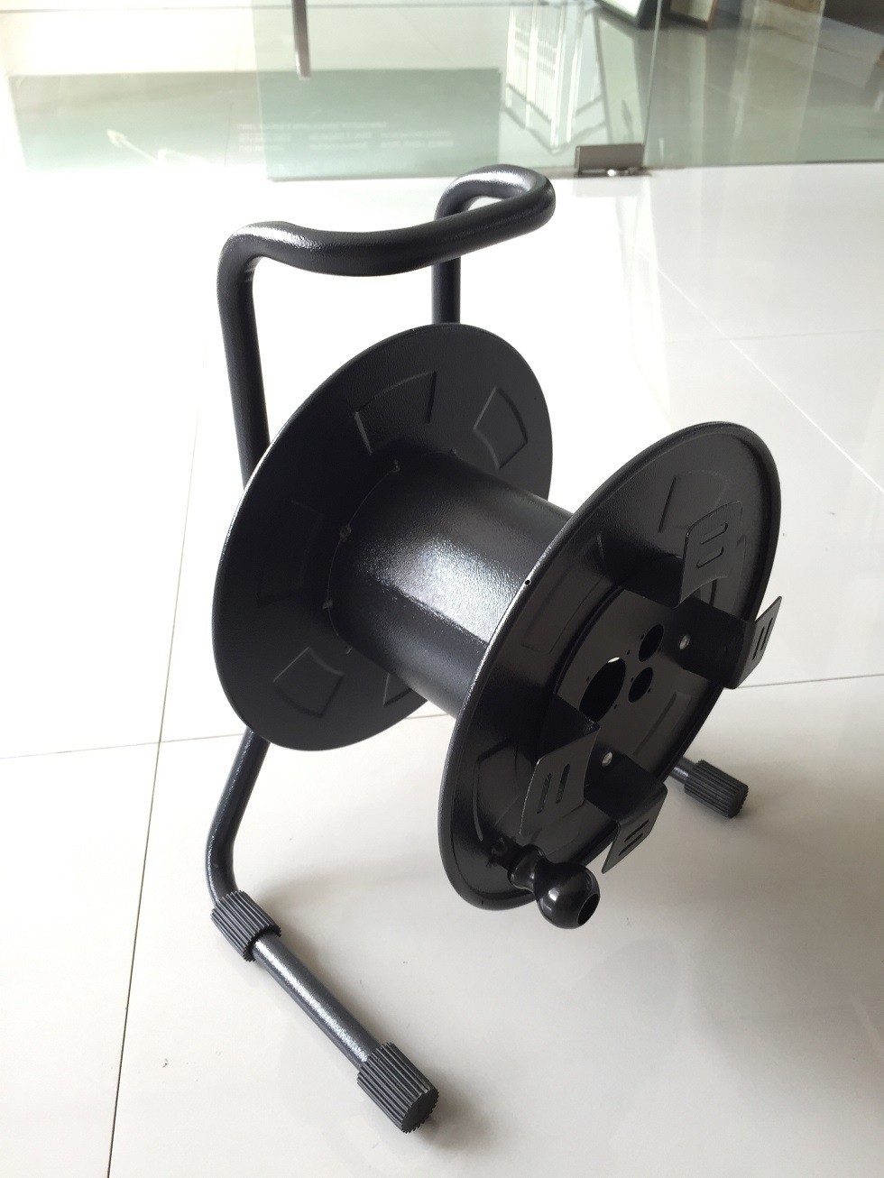 China Cable Caddy Wire Cable Reel Spool Stand Cart Line (L004 ...