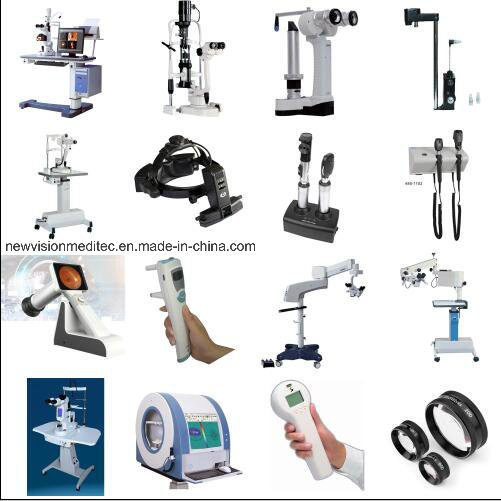 CE & Us FDA Approved Ophthalmic Equipment