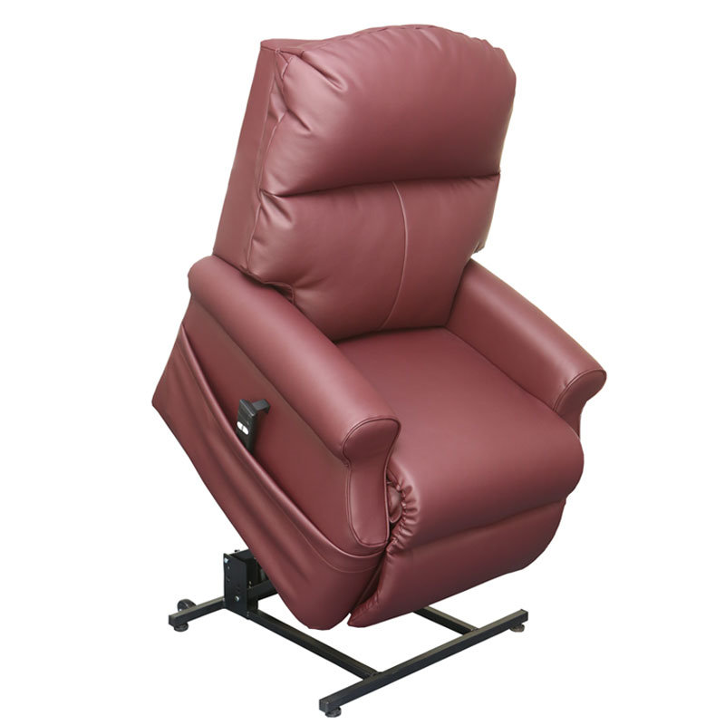 [Hot Item] Electric Rise and Recline Chair for Old Man, Lift Tilt Mobility Chair Riser Recliner (QT LC 23)