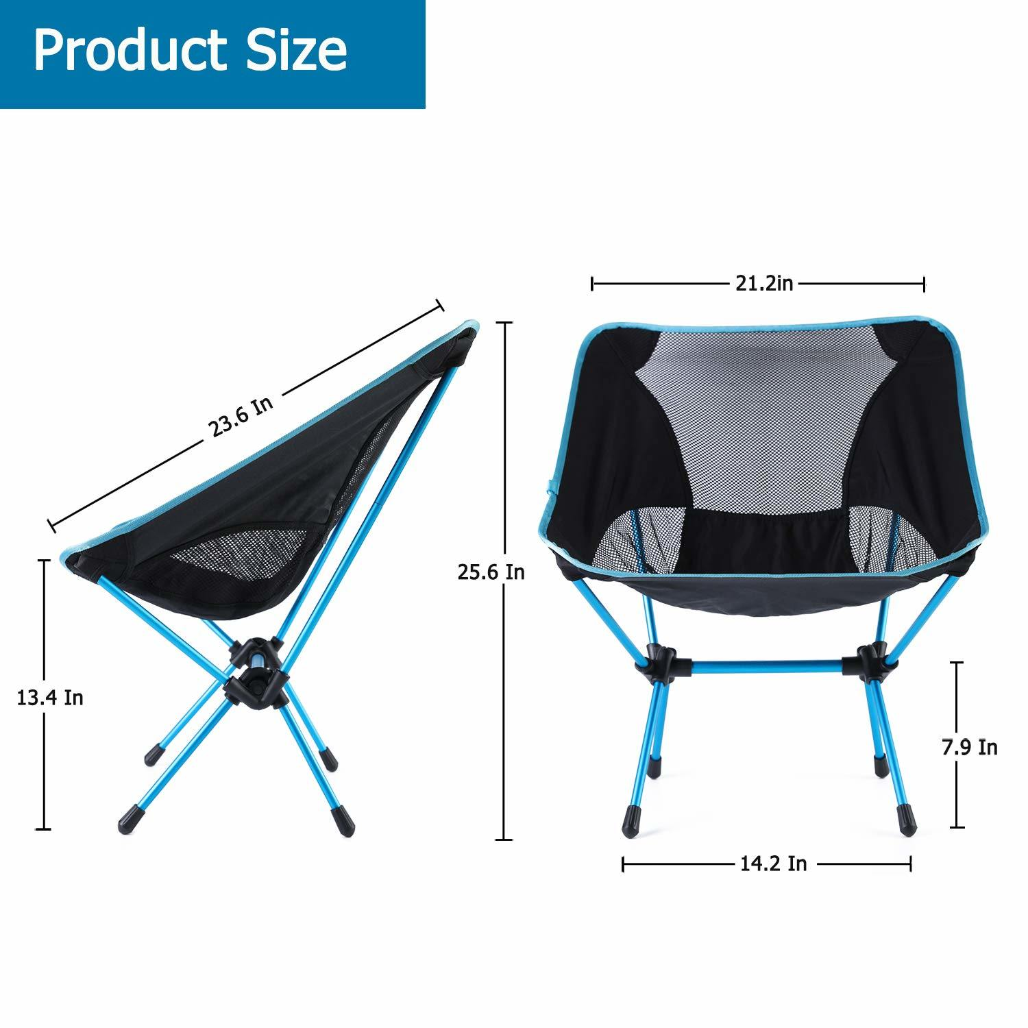 China Terralite Portable Camp Chair Perfect For Camping