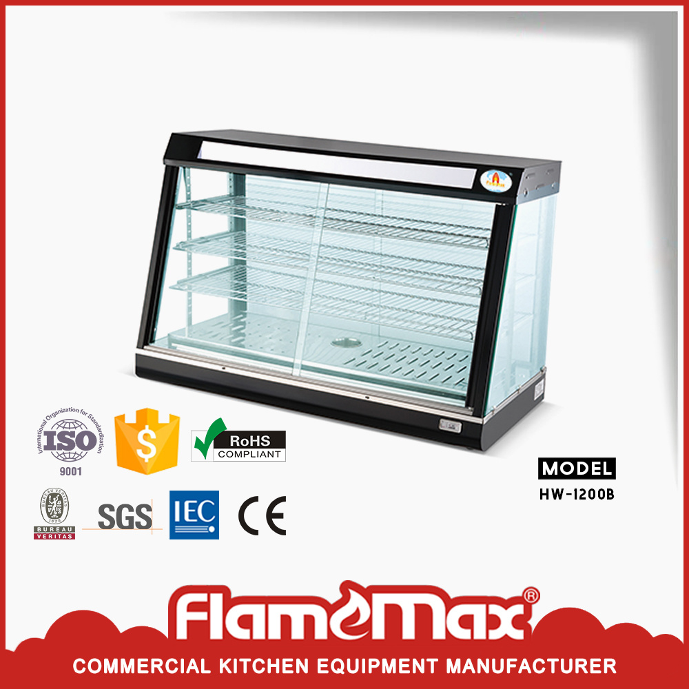 China Food Display Warmer for Catering Equipments (with light box ...
