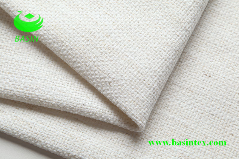 Polyester Linen Fabric (BS6037)