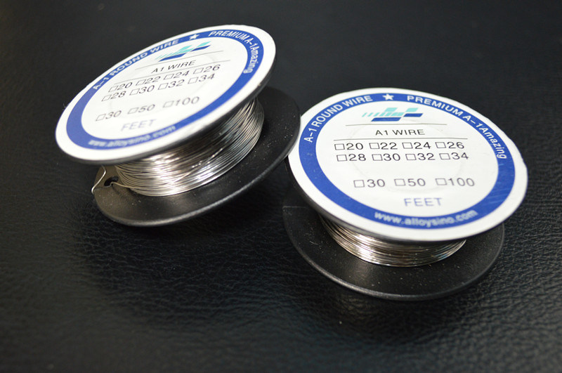 China 1 Roll/Lot A1 Resistance Wire 30 Feet 28 30 AWG Gauge Heating ...