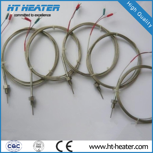 Fast Response Flexible Thermocouple