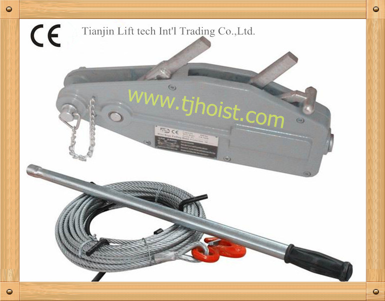 China Grip Hoist, Grip Puller, Wire Rope Pulling Hoist - China Grip ...