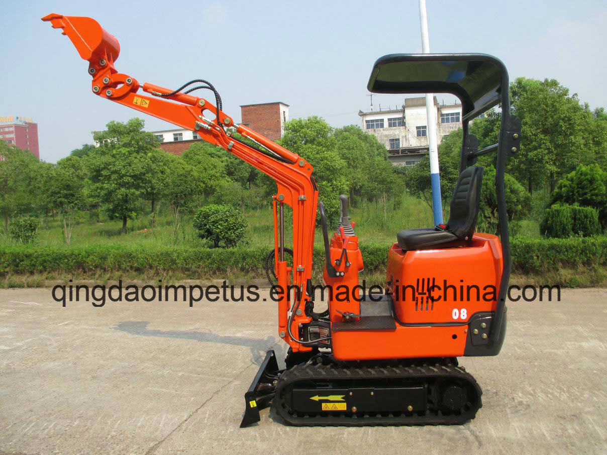 EPA&CE Approved Crawler Excavator