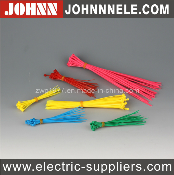 China Cable Ties Zip Tie Mounts Nylon Wire Ties - China Cable Tie ...