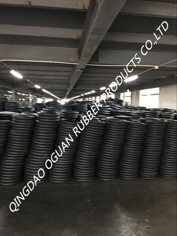 Natural Rubber Tyre Tube (300-18.275-18.300-17)
