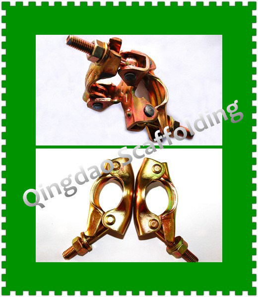 Drop Forged and Pressed Clamp Scaffolding Coupler pictures & photos