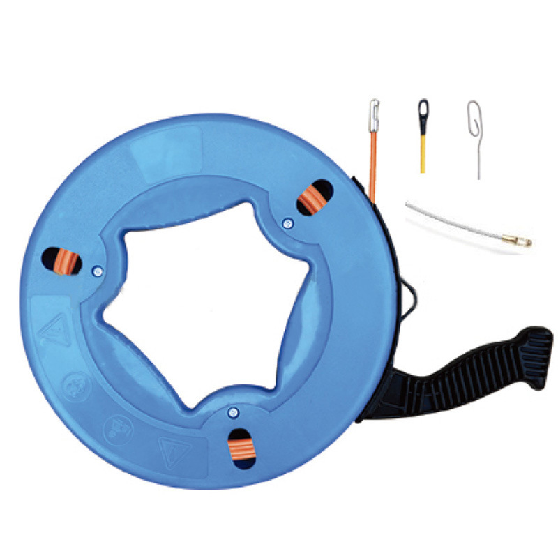 China 30m Cable Puller Steel Fish Tape - China Steel Fish Tape, Fish ...