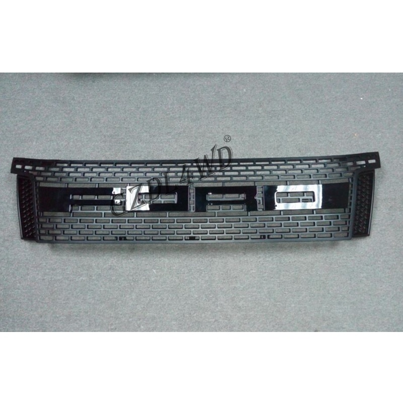China Matte Black Ford Ranger T6 Grill Replacement 4x4 Parts