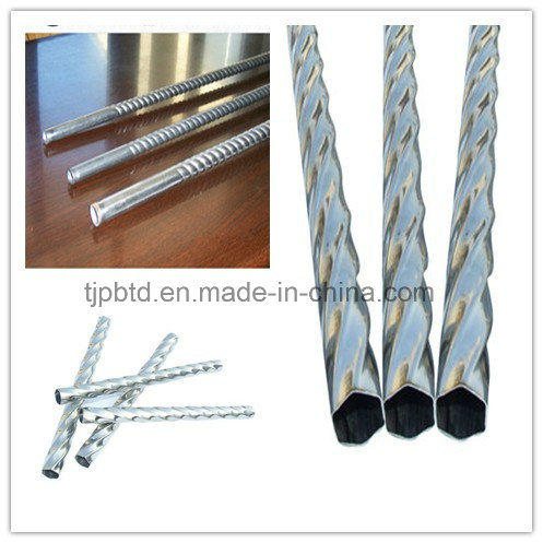 Q235 Ms Bar Square Stainless Steel Twisted