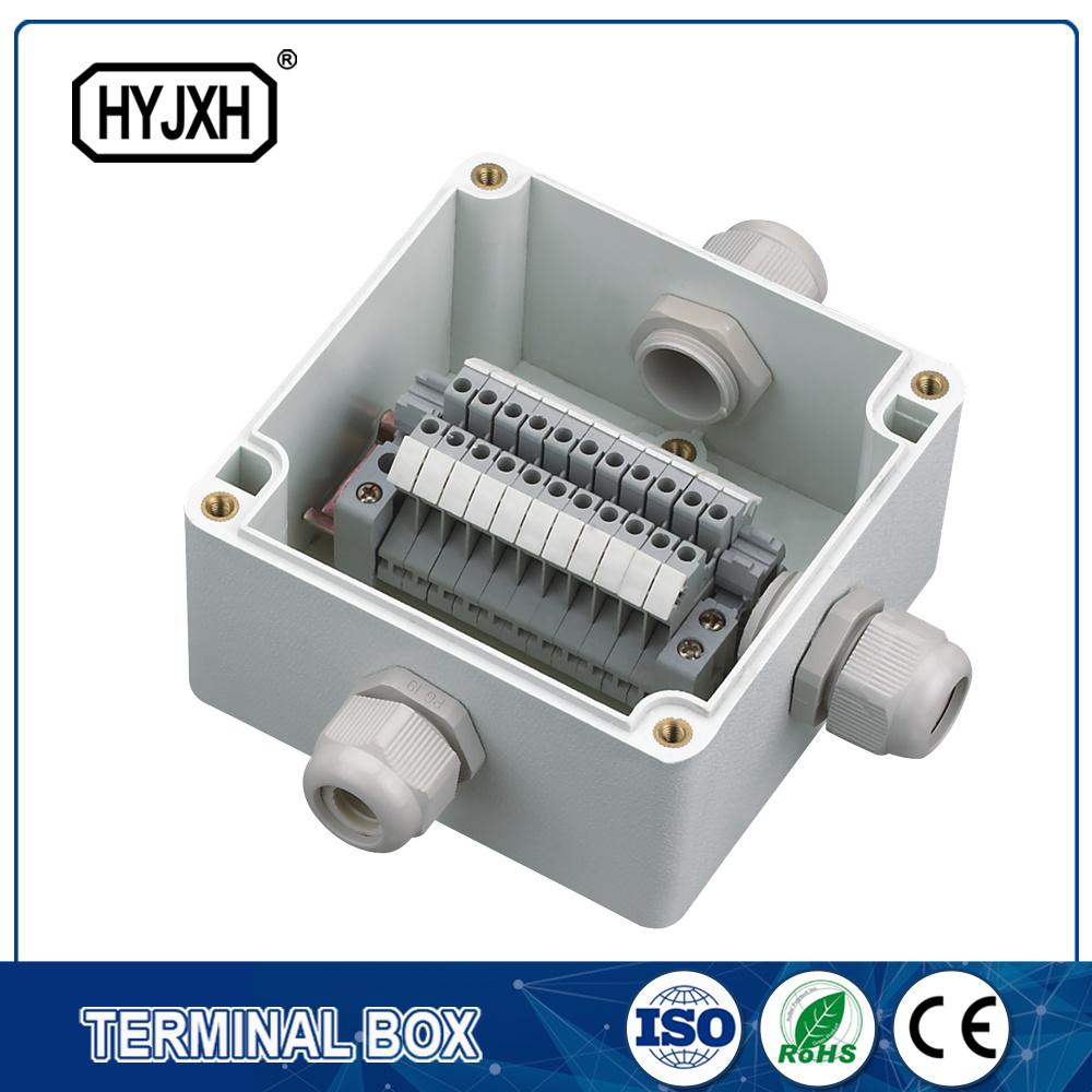 China Underground Waterproof Ip66 Plastic Electrical Junction Box Outdoor