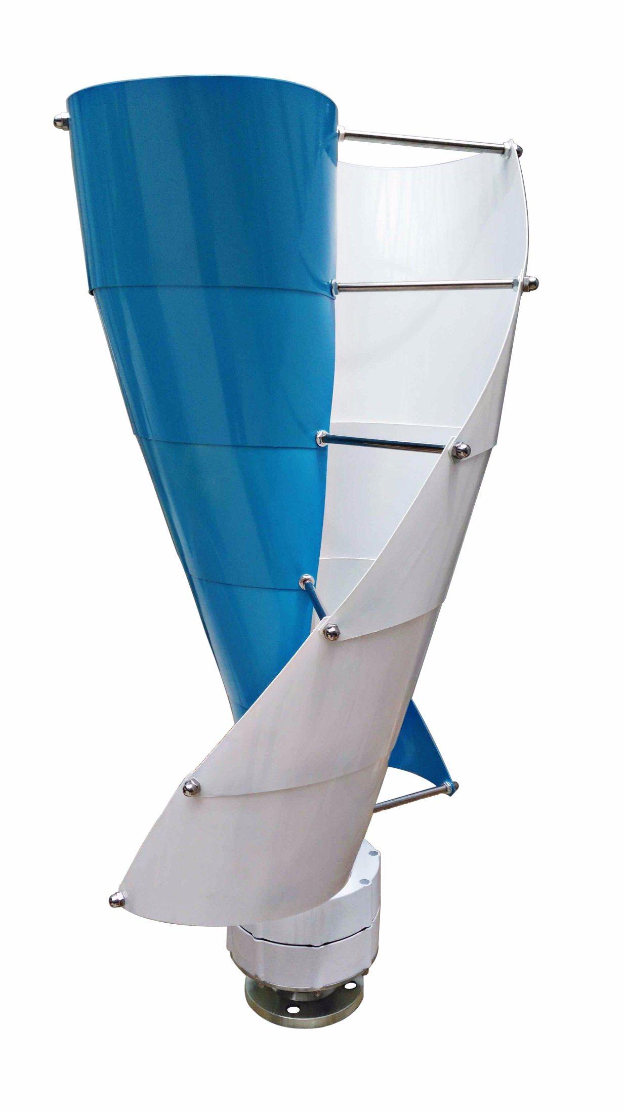 China Portable 300W Vertical Wind Turbine Wind Generator China