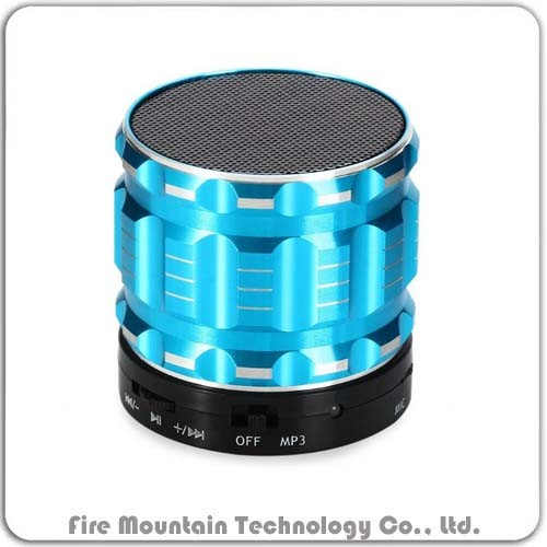 China S28 Wireless Portable Mini Bluetooth Speaker Music Box China Amplifier And Usb Speaker Price