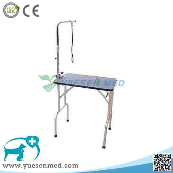 Ysvet-My1001 Vet Clinic 304 Stainless Steel Veterinary Pet Grooming Table pictures & photos