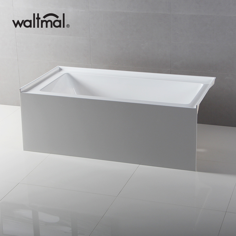 China Upc Single Threshold Apron Bath Tub - China Bathtub, Cupc Bathtubs