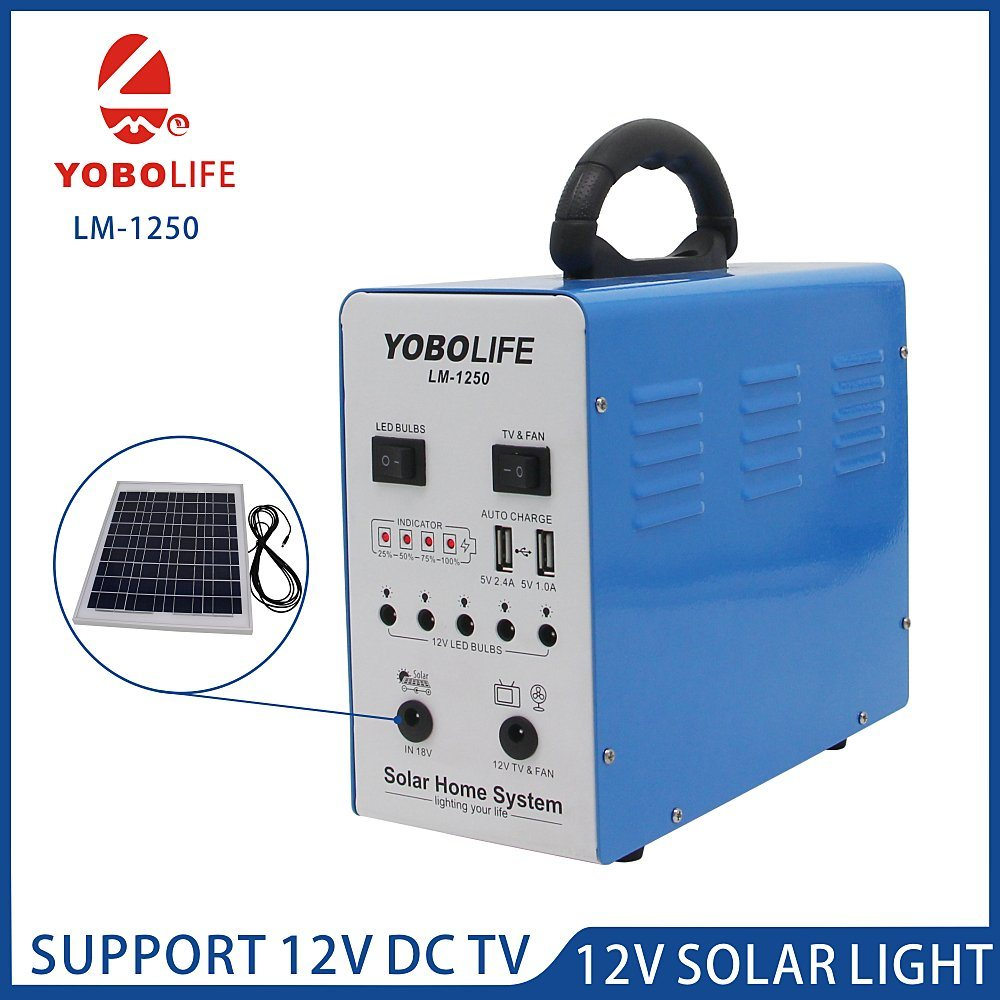 China Portable Home Solar Lighting Kit with Stock Photos & Pictures ...