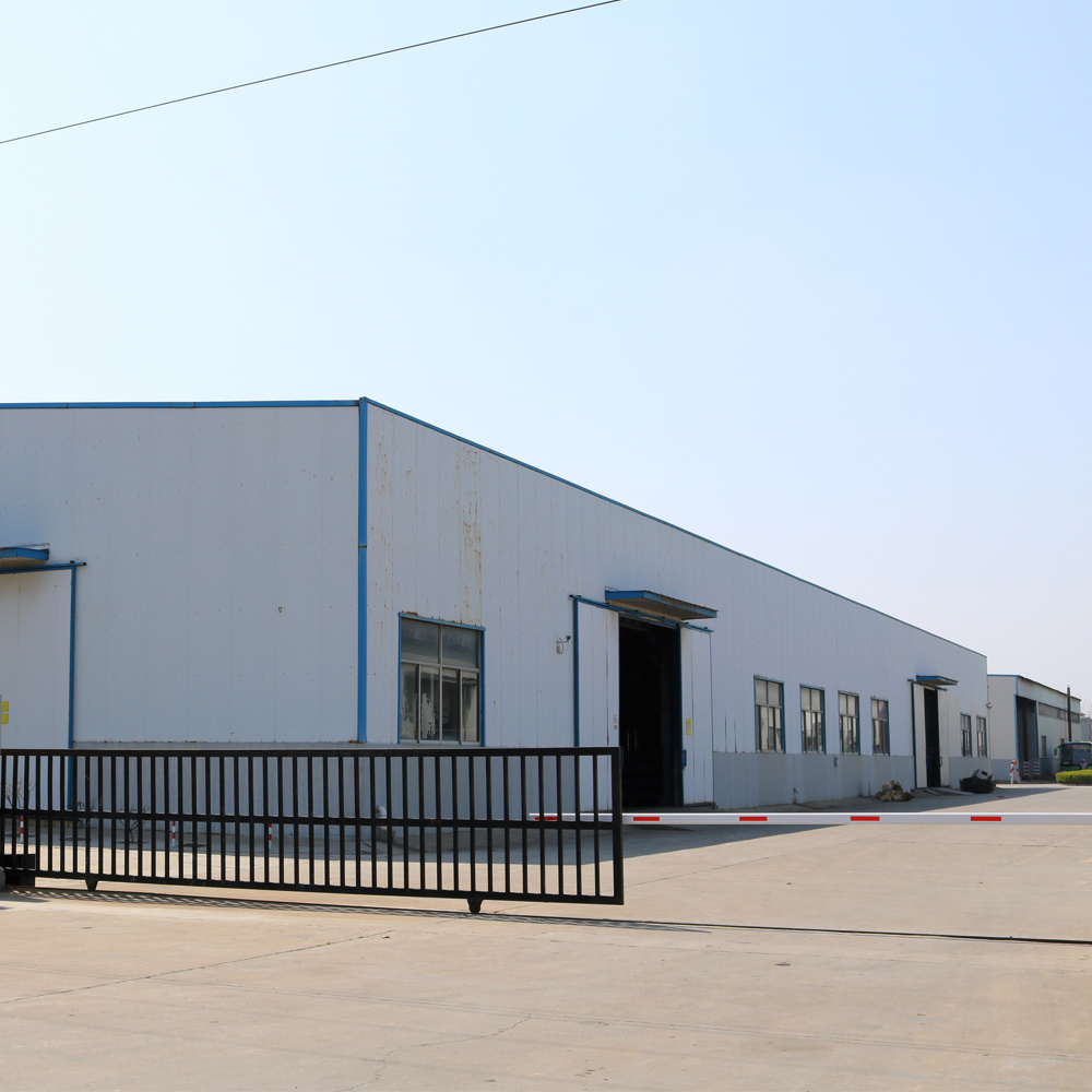 High Quality Light Steel Prefabricated Warehouse with Ce Certification pictures & photos