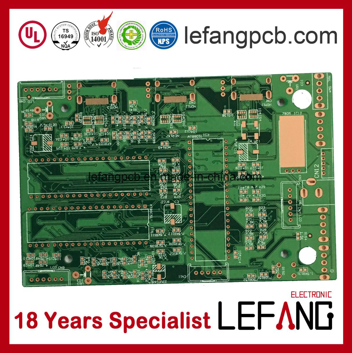 China Safety Instrument Printed Circuit Board Pcb Manufacturing Photos Manufacturers Prototyping Boards Pcba