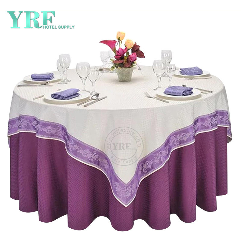 Hot Item High Quality Design Tablecloth Table Cloth 36 Round