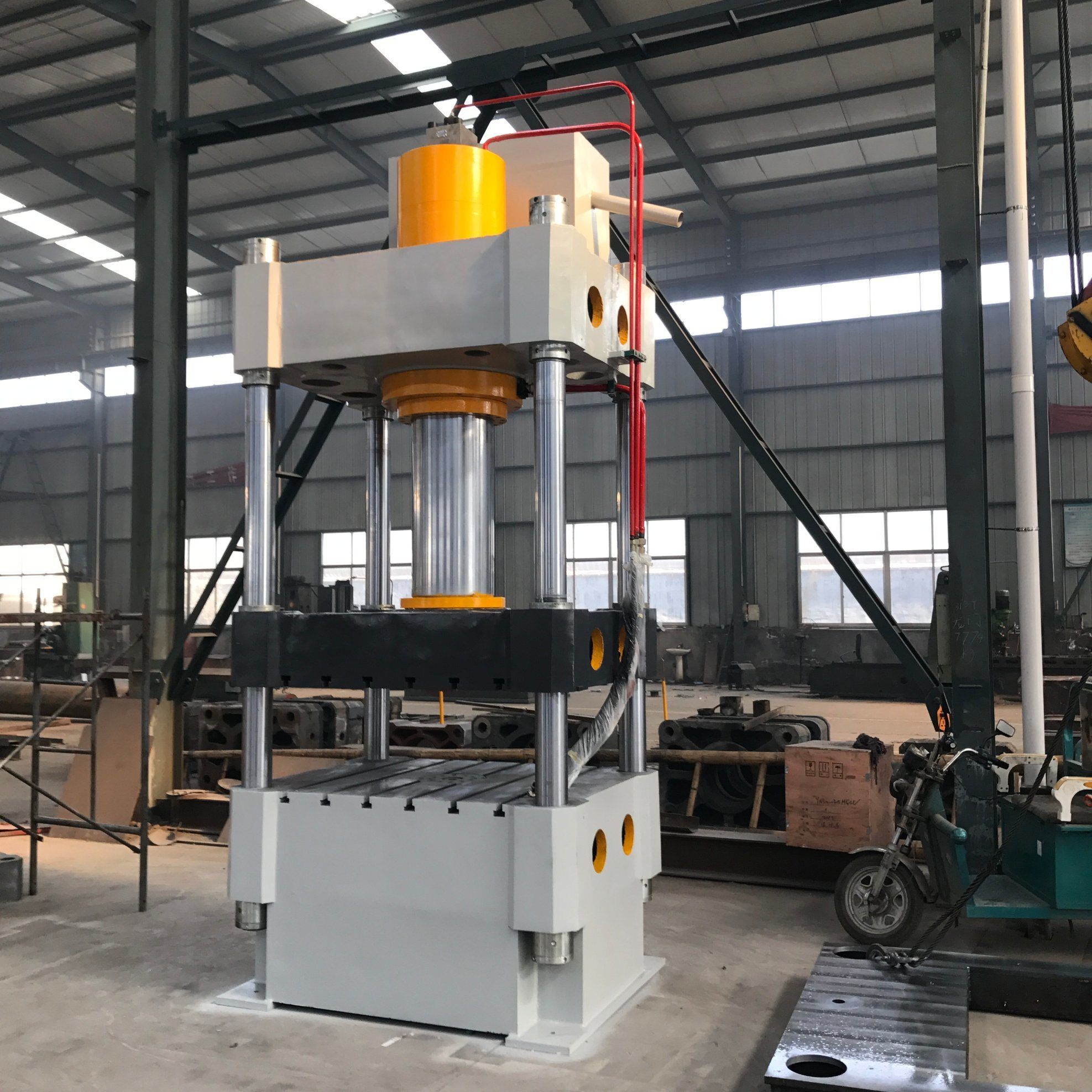 Metal Stamping Machines Factory, Metal Stamping Machines Factory  Manufacturers & Suppliers | Made-in-China com