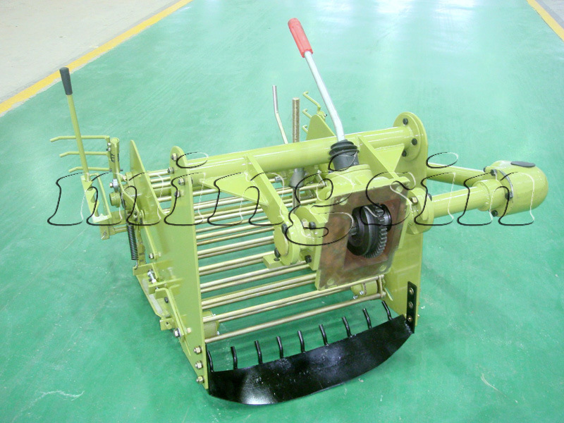 Mini Potato Harvester for Power Tiller