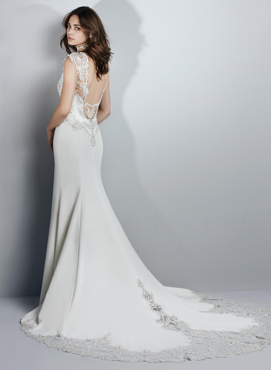 China Wedding Dresses Country Style Custom Made Bridal Gowns