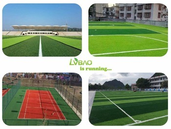 50mm Durable Anti UV Artificial Grass for Football pictures & photos
