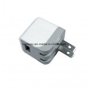 Folding Plug USB Travel Charger Power Adapter with 5V 1A pictures & photos
