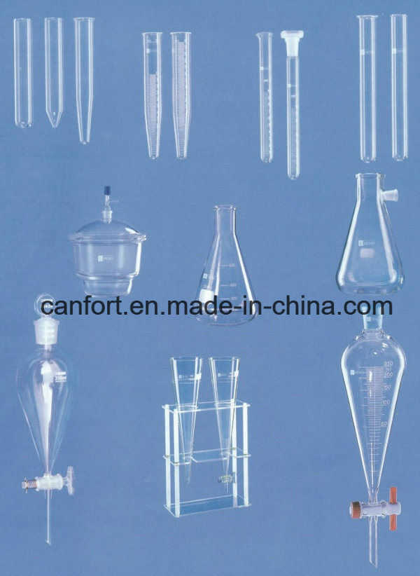 High Quality Lab Equipment Laboratory Glassware with Various Specifications
