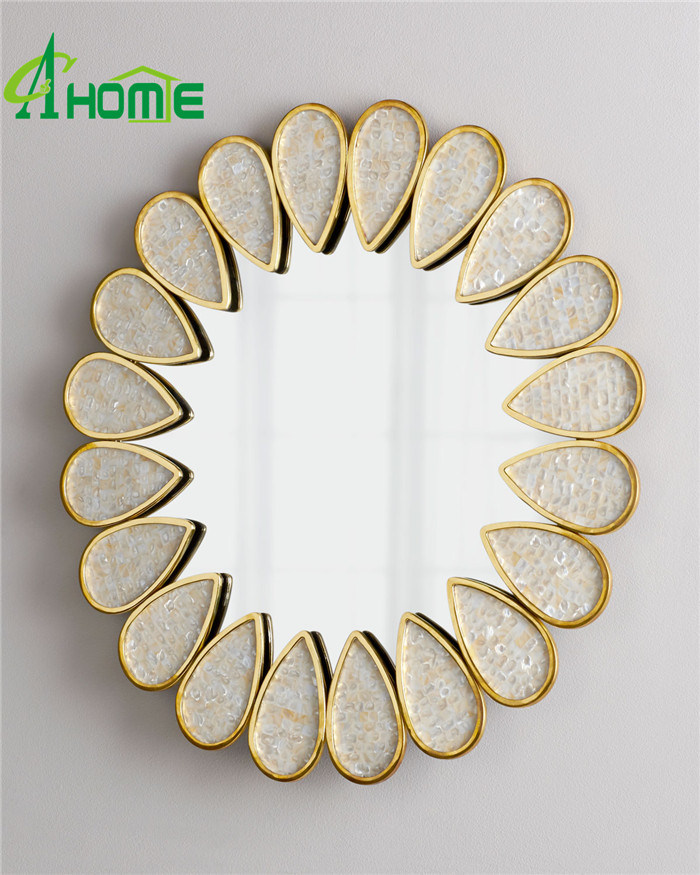 2016 Splish Living Room Round Wall Mirror for Home Decor pictures & photos