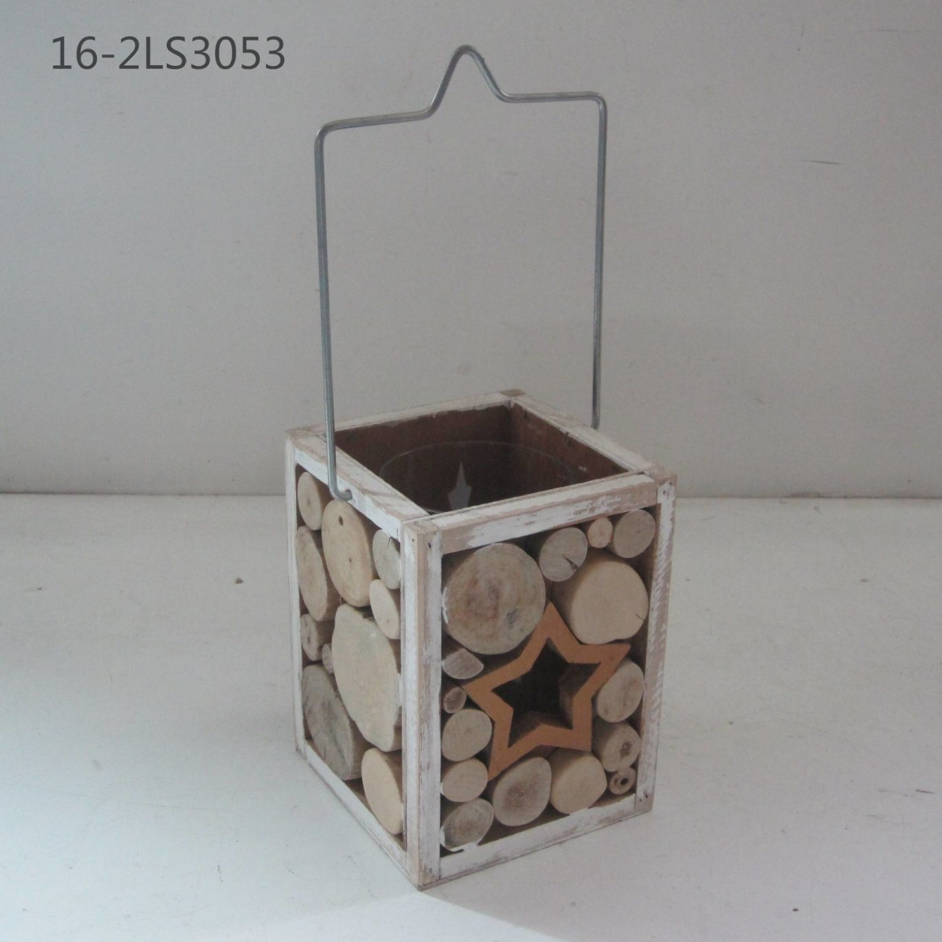 Natural Wooden Special for Deocration and Gift of Candle Sticks