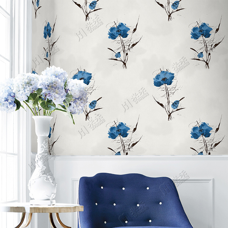 Made In China Cheap Price Wholesale Wall Paper Living Room Modern