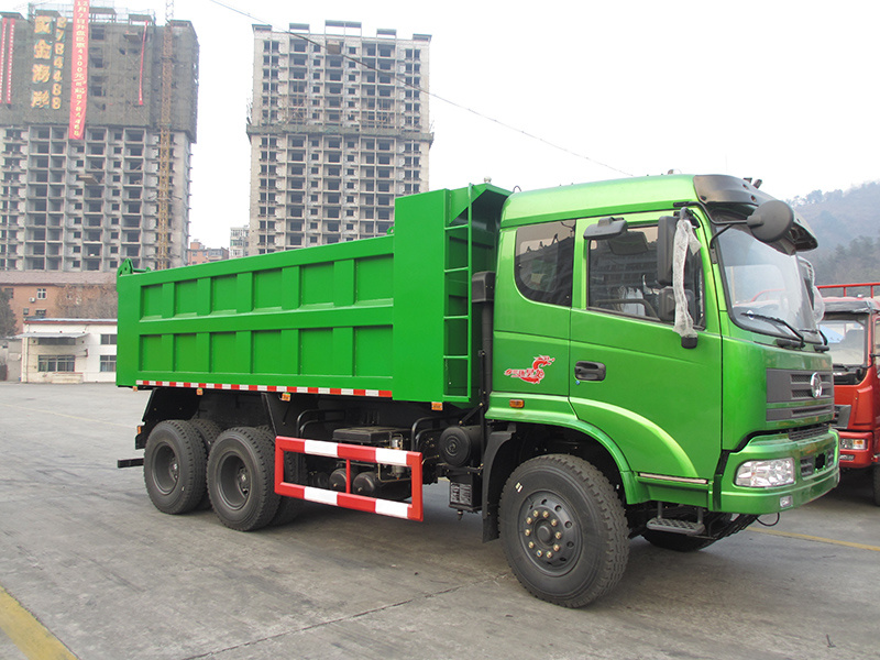 T260 25t Heavy 6X4 Dumper/Dump Truck for Sale
