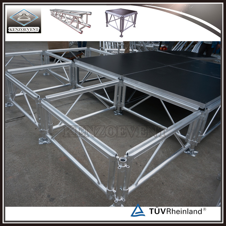 Aluminum Cheap Portable Stage Outdoor Concert Stage Sale pictures & photos