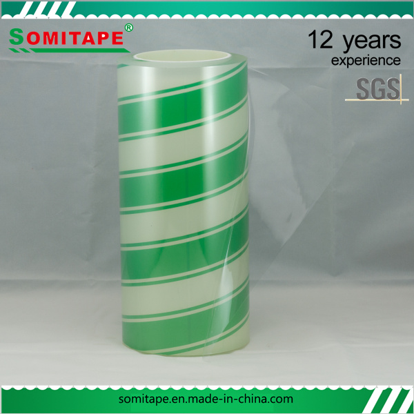 Sh363A Factory Price No-Residue Transparent Transfer Tape Advertising Material Somitape