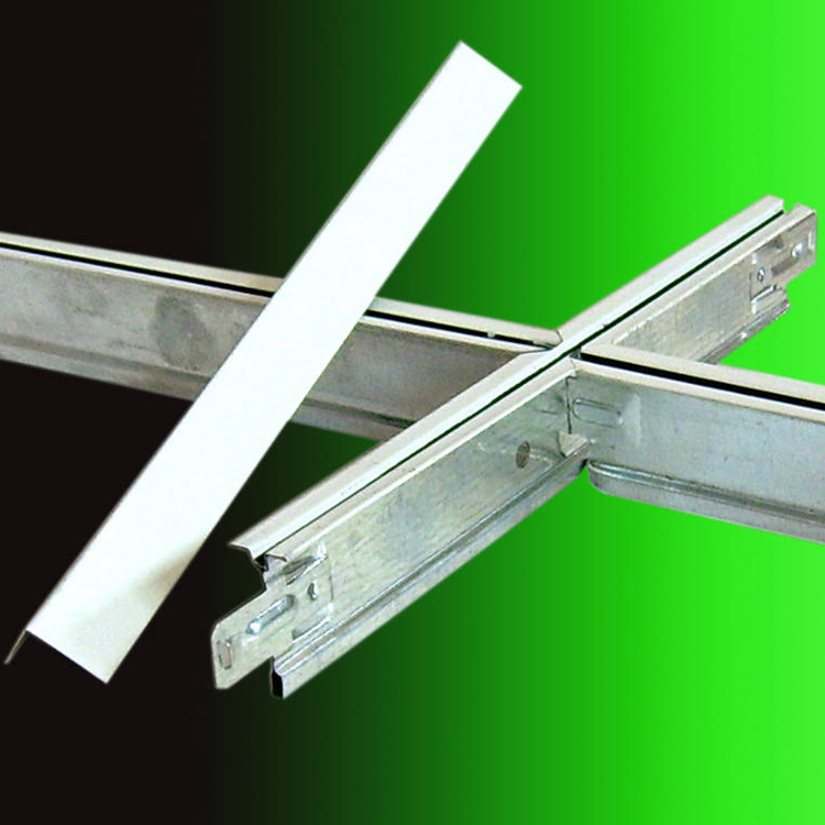 Suspension Ceiling T Bar Steel Grid