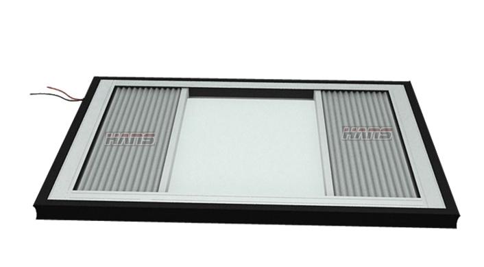 China Motorized Roof Window Motorized Skylight For Roof