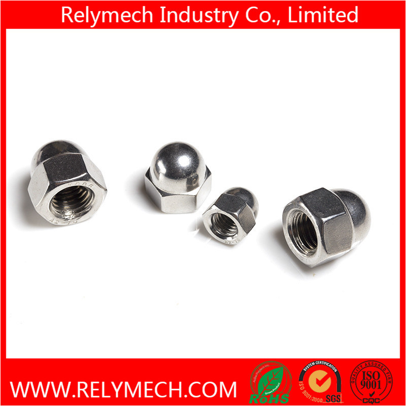 Stainless Steel Cap Nut Hex Nut Dome Nut M3-M12