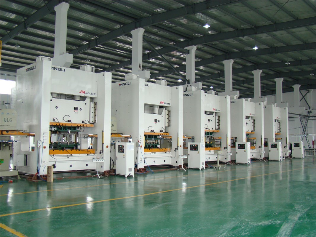 Cp2 Series Open Front Double Point Press Punch/Punching Machine pictures & photos