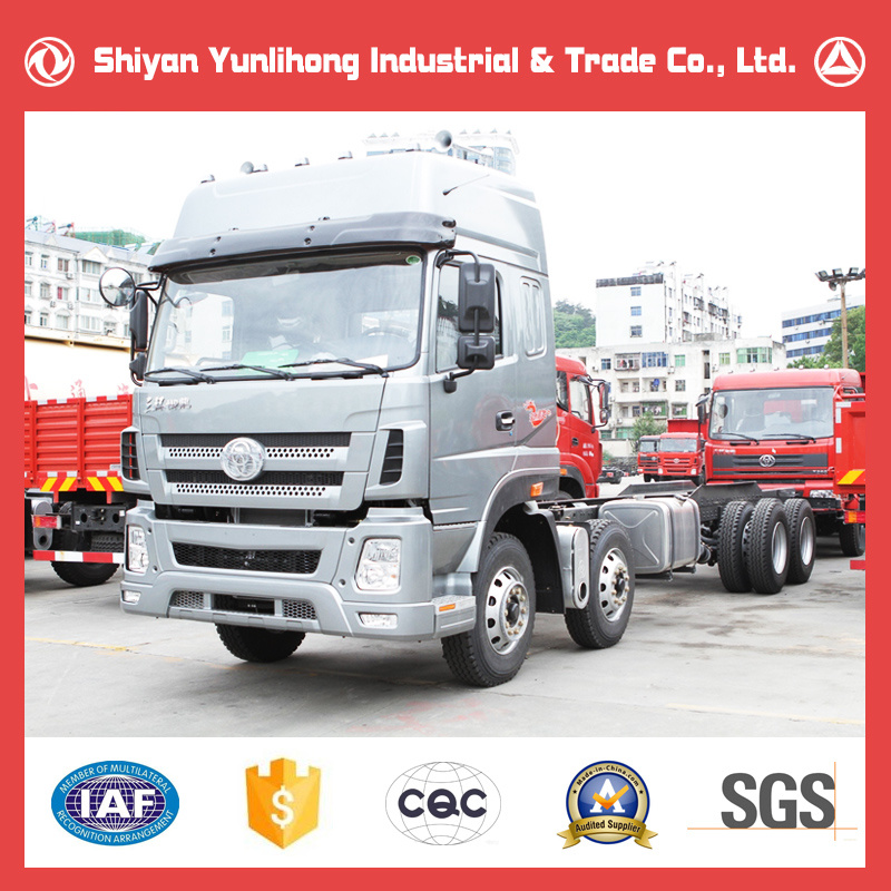 Sitom Truck Chassis Price/Truck Chassis 8X4