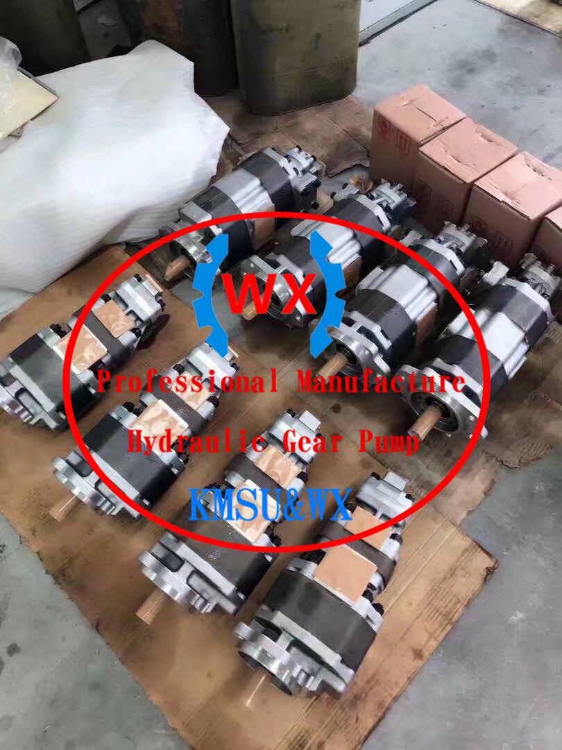 [Hot Item] Hot Genuine Kawasaki Loader Gear Pump Ass′y: 44083-60160 Spare  Parts