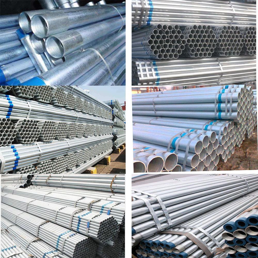 China Galvanized Steel Pipe Price Galvanized Pipe Size Chart Gi Pipe