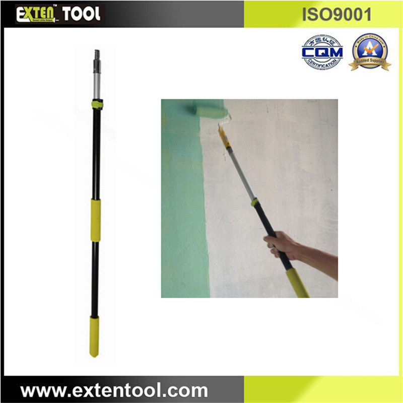 Hot Item Wall Painting Paint Roller Accessories Aluminum Telescopic Extension Pole