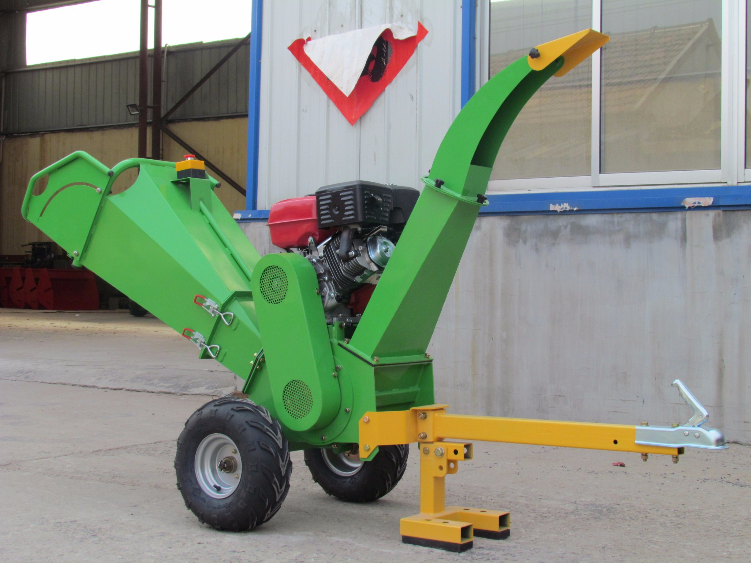 Forestry Mulcher For Sale >> Hot Item Unique Design Wood Chipper Forestry Mulcher For Sale
