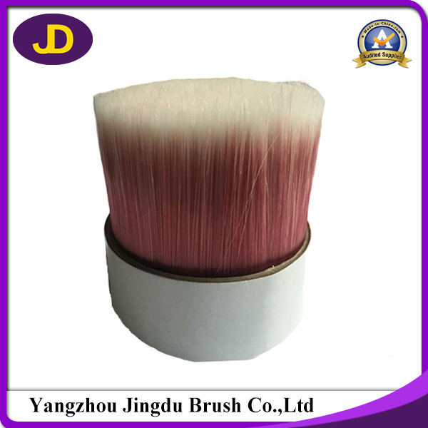 Physical Tapered Red Fade Pet Brush Filament Factory