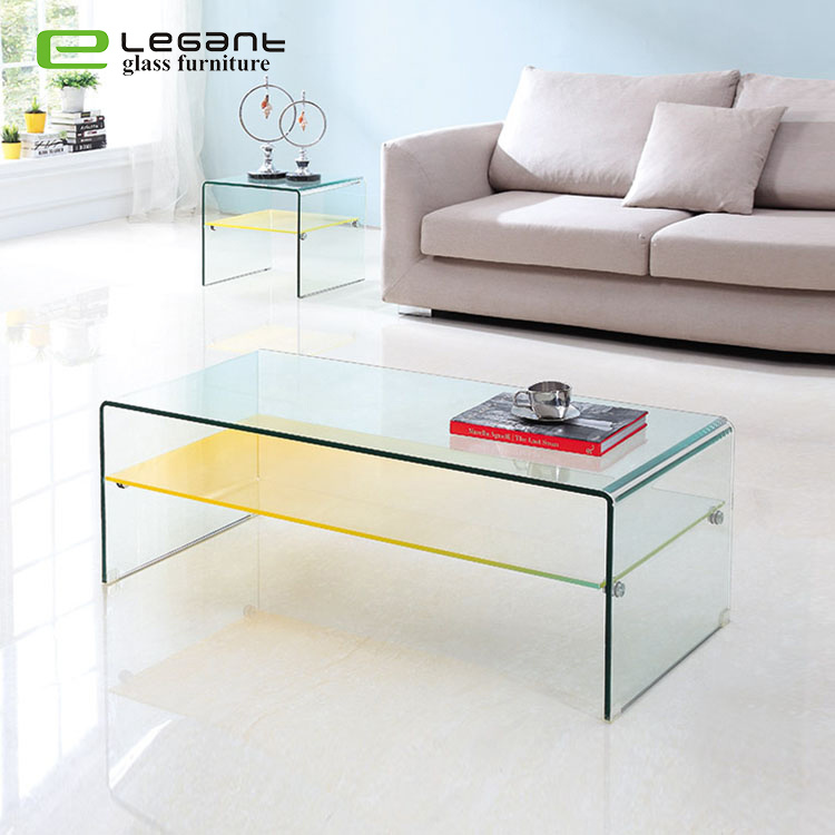 Astounding Hot Item Modern Glass Side Table Sofa Tea Table Pabps2019 Chair Design Images Pabps2019Com